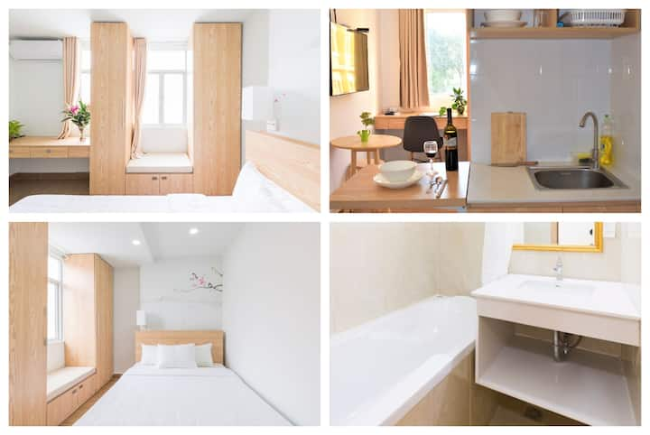 AUHOME - DISCOUNT 10% For a Studio in City Center