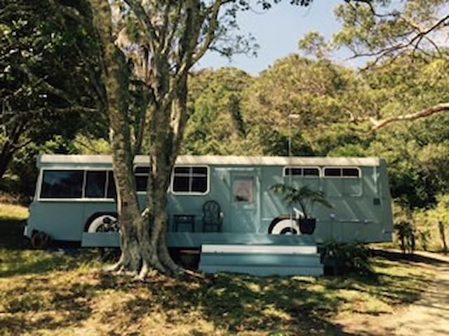The Cape Escape Converted Bus - Forster