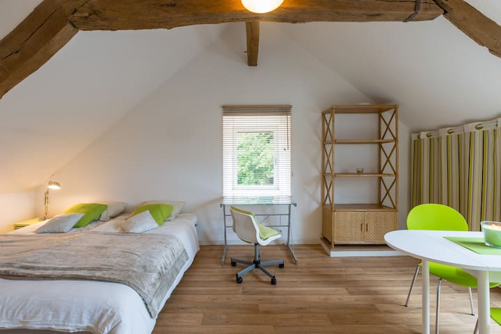 "Studio ""campagne""  10mn coeurRennes - Chantepie - Apartment"