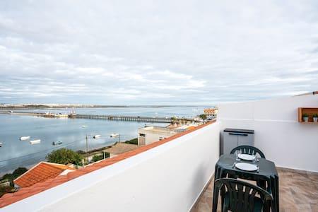 NEW! Benya Apt, Faro Beach, steps from Sea!