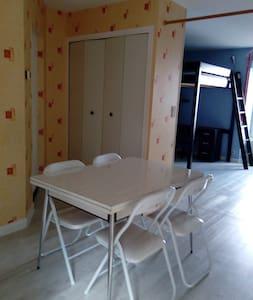 appartement au calme dans le centre ville - Fougères - アパート