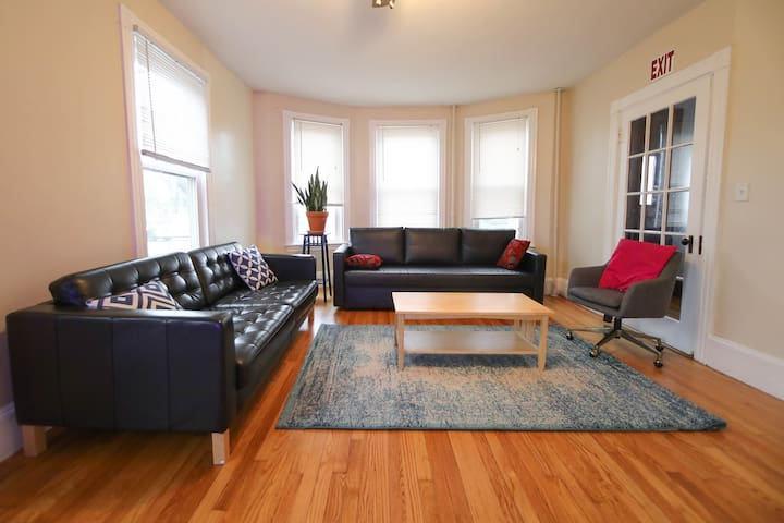 Enjoy The Best of Portland! ★ 3B/1B Apt For Groups