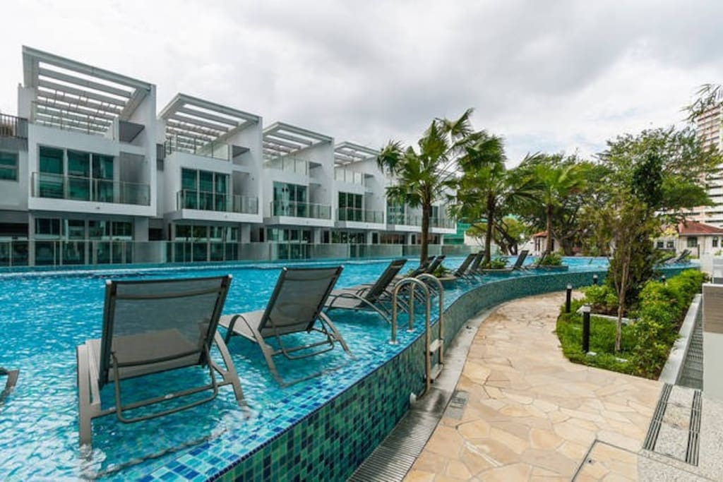 50m lap pool for adults