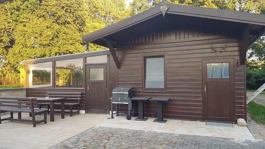 Gemütliches Ferienhaus in Stralsundnähe