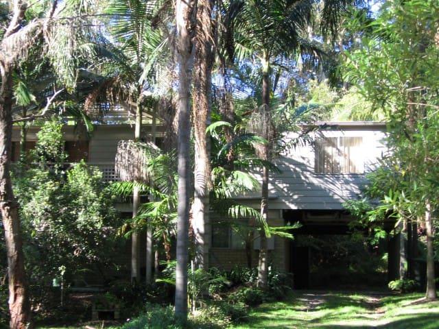 Overlooking the Koala Reserve - Hawks Nest - Hus