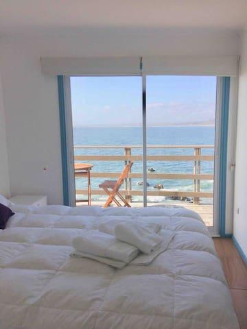 Habitación 8 en suite con acceso a terraza en piso 2