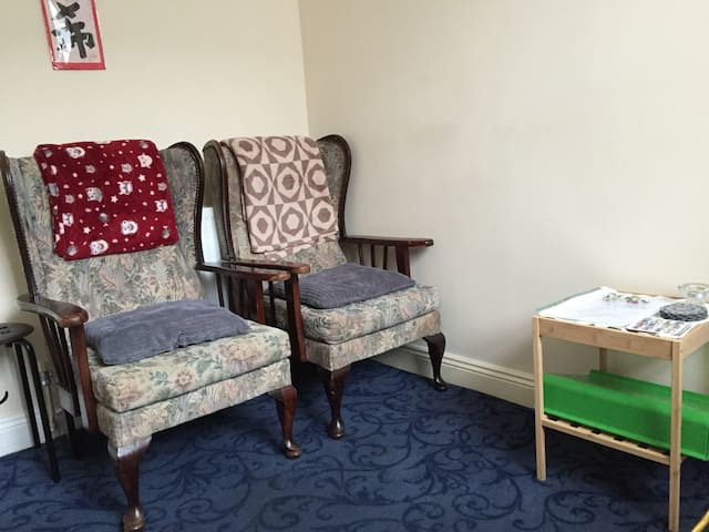 Small flat with double bed - Phibsborough