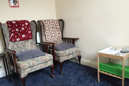 Small flat with double bed - Phibsborough - Wohnung