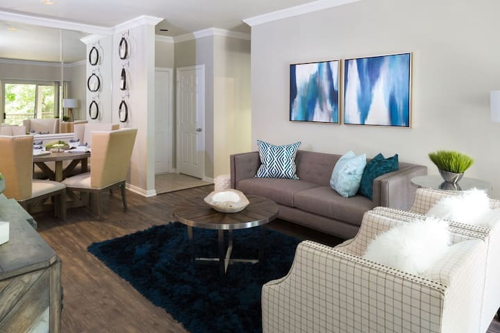 Well-kept apartment home | 1BR in Grapevine