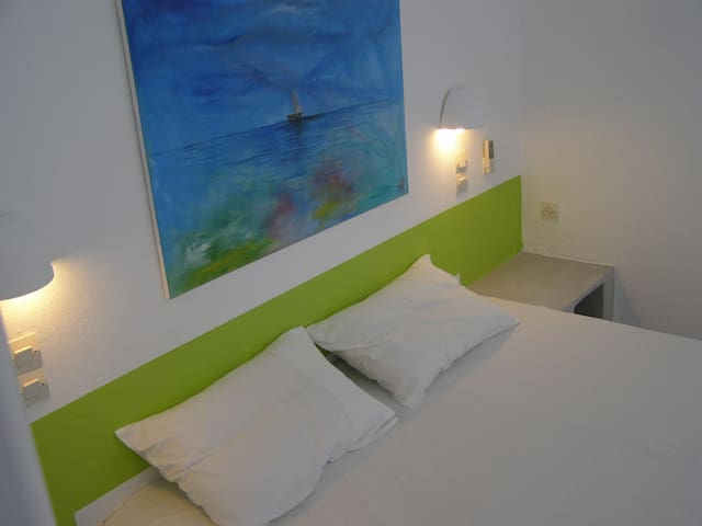 Traditional Studio in Paros (located in Lefkes) - Lefkes