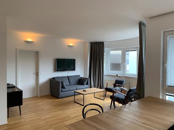 Neue Wohnung in Klagenfurt
