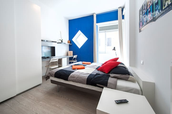Comfort Apartment near the center of Rome