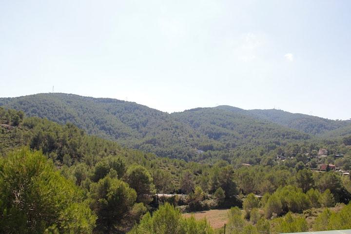 tipica casa catalana