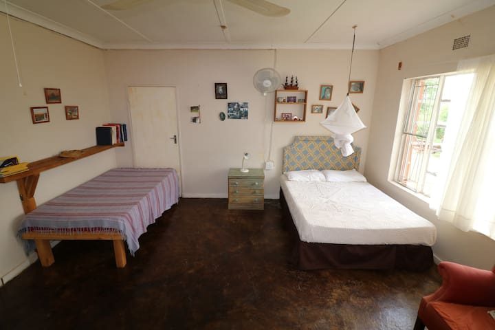 Same room with extra bed