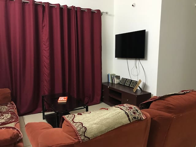 Luxury AC accommodation in prestige apartments