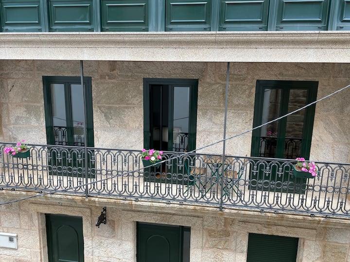 Casa alquiler completo.Centro histórico Corcubion