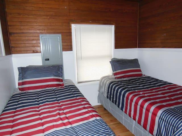 Room #2 (Brown Room)