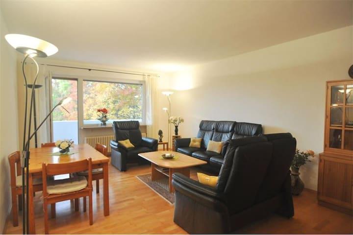 Luxury apartment in Königstein