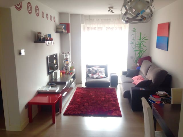 Room with private bathroom, centric location! - Madrid - Haus