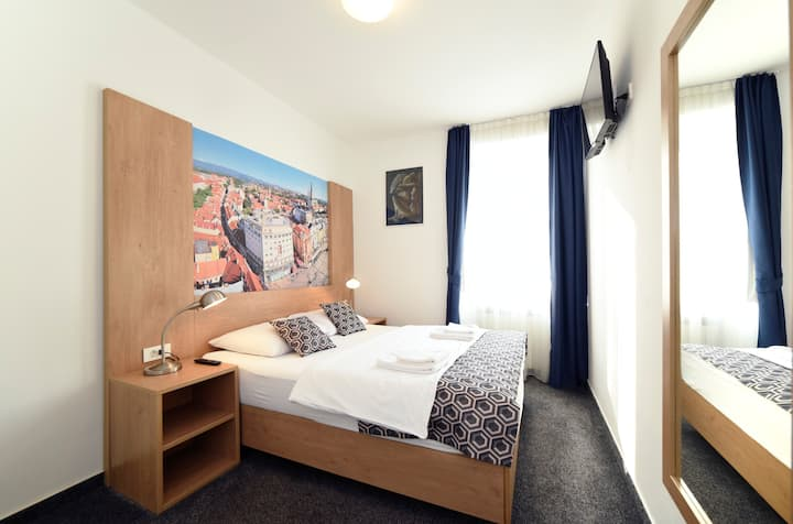 Triple room perfect for families