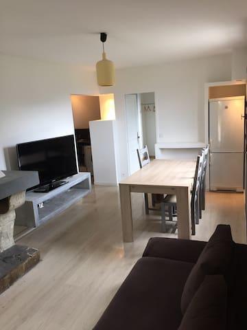 Maison T3 entre AJACCIO et CORTE - Bocognano - Apartment