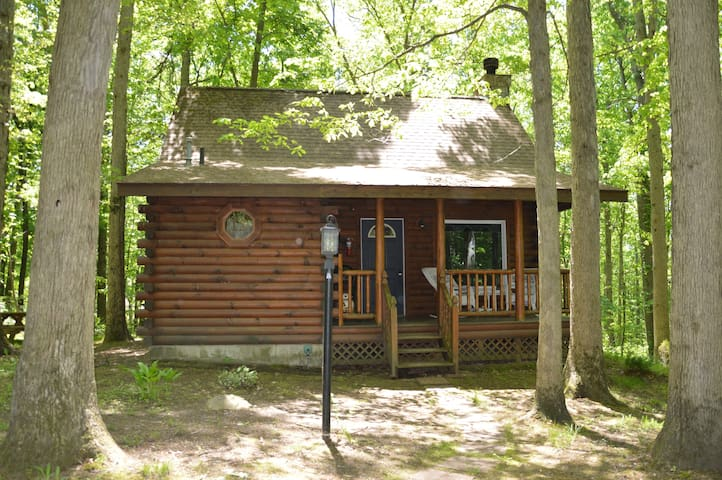 Breezewood Cabins: Cherry Ridge