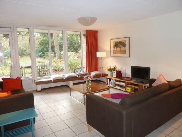 Moderne, Bospark bungalow - Lochem - Hus