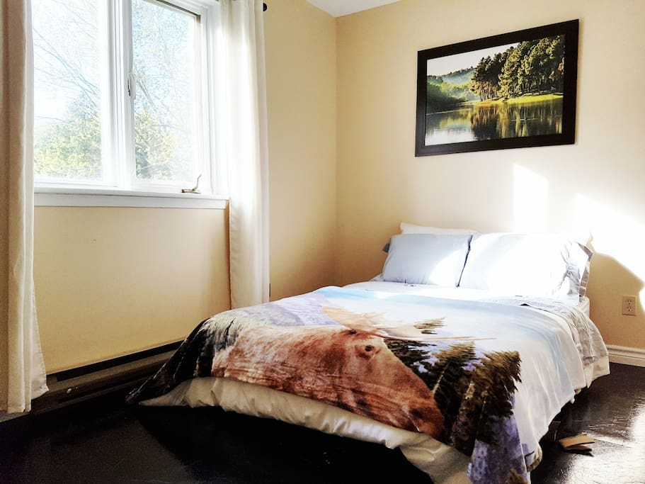 6 Private Bedrooms on the upper level of our 12 room facility. Locking doors, garden views, closets, fresh linens, coffee maker and complimentary water.