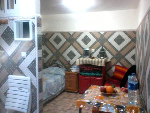 Petit studio avec terrasse privée - Essaouira - Lägenhet