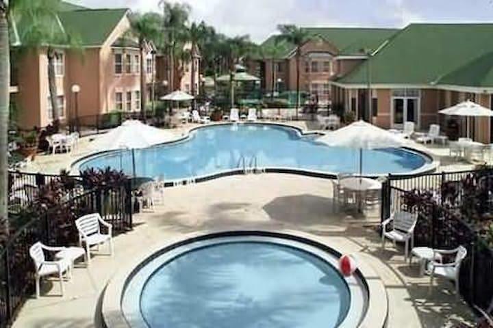 Mickey Pool and Kids Pool