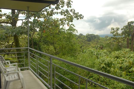 Jungle View Wrap Around Balcony - Casa Gabriela