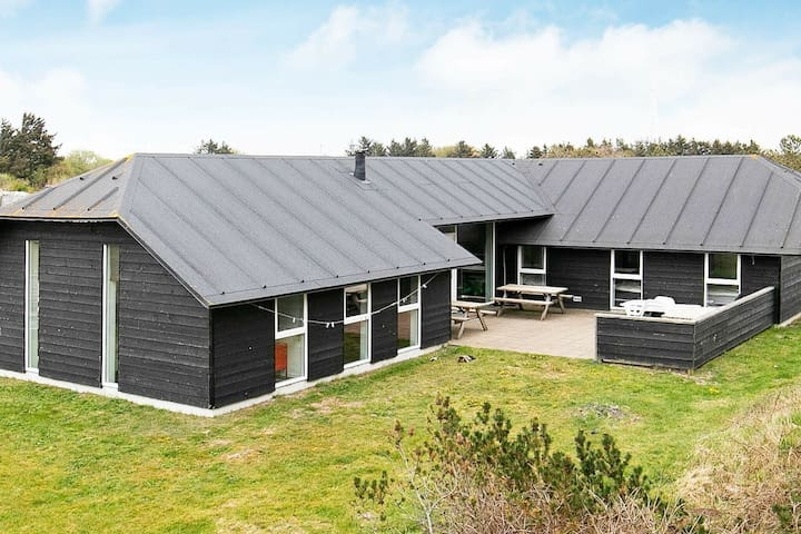 Luxury Holiday Home in Jutland with Swimming Pool