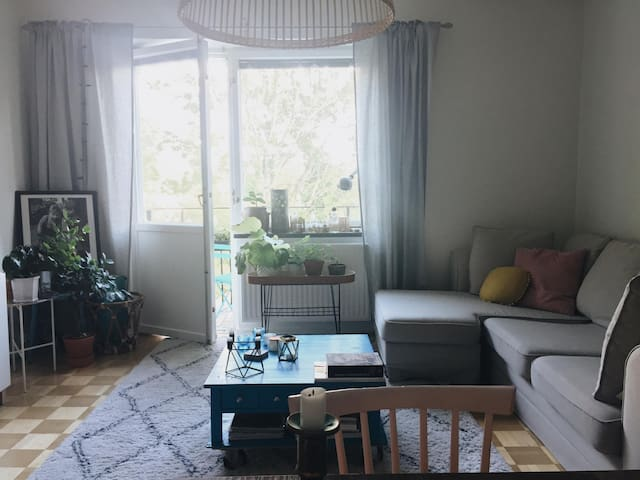 Beautiful apartment close to the city and nature