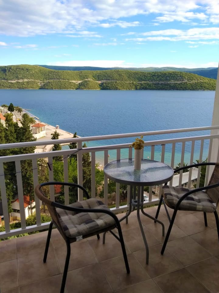 Apartmani Savić Neum - One Bedroom Apartment