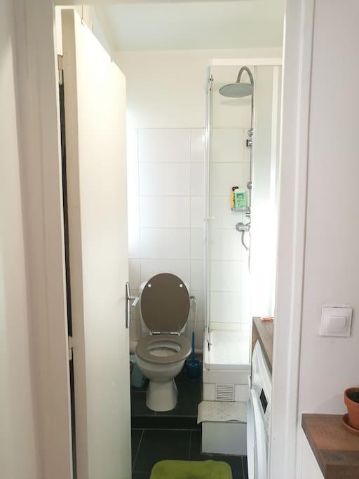 Salle de Bain (bathroom)