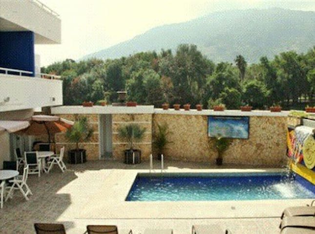 Hotel, alojamiento en Mérida Venezuela