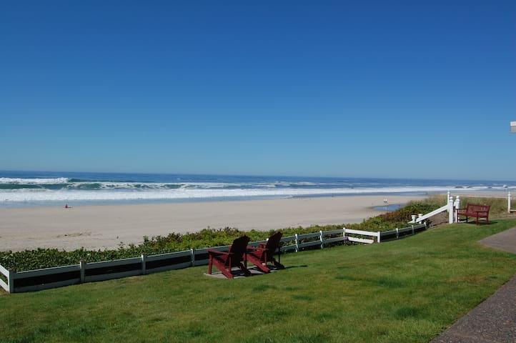 "Beachfront Garden Inn #3 ""By the Sea"""