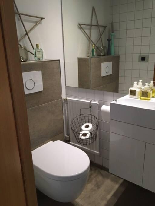 WC - no shower