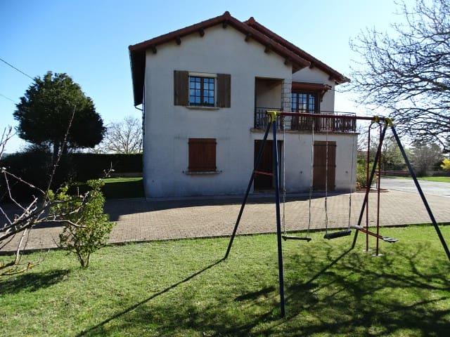 Grande maison au calme