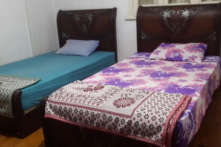 Just for ladies ,Privite, cosy and tidy room,