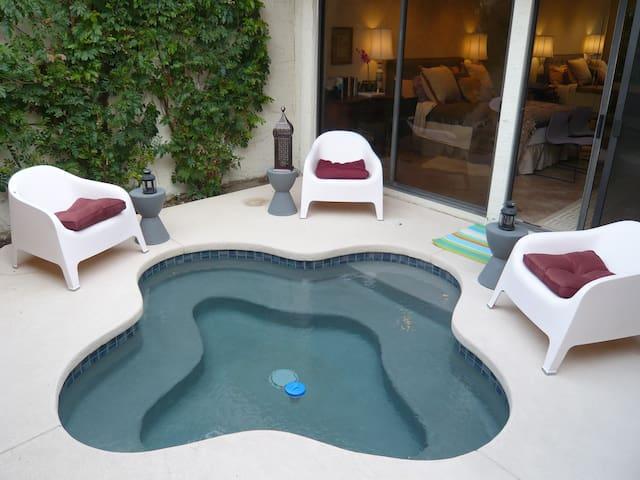 Chic Desert Oasis - Indian Wells - Apto. en complejo residencial