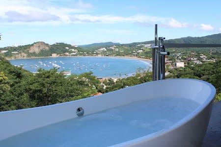 Outdoor Bathtub with Ocean View | Rumba Suite #2