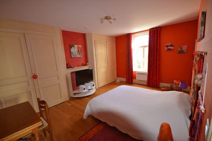 Chambre 1 :   18 m²
