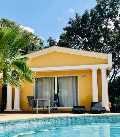 Nice villa 25m2 1bedroom house
