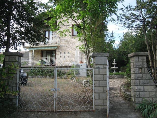Maison de village dans le Luberon - Reillanne - บ้าน