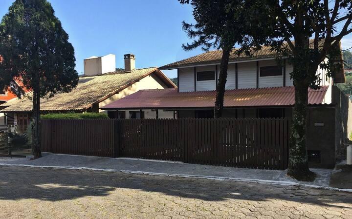 Casa Grande na Lagoa da Conceição