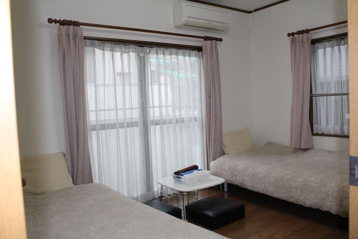 21 private cozy room in Tokyo - Nerima-ku - บ้าน