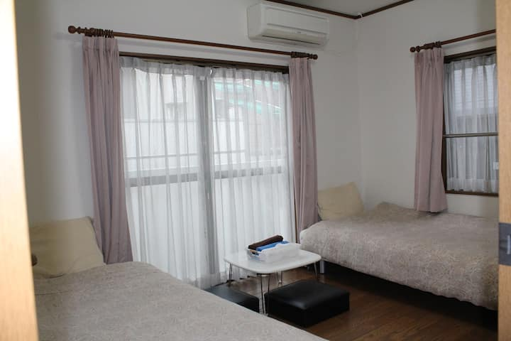 21 private cozy room in Tokyo