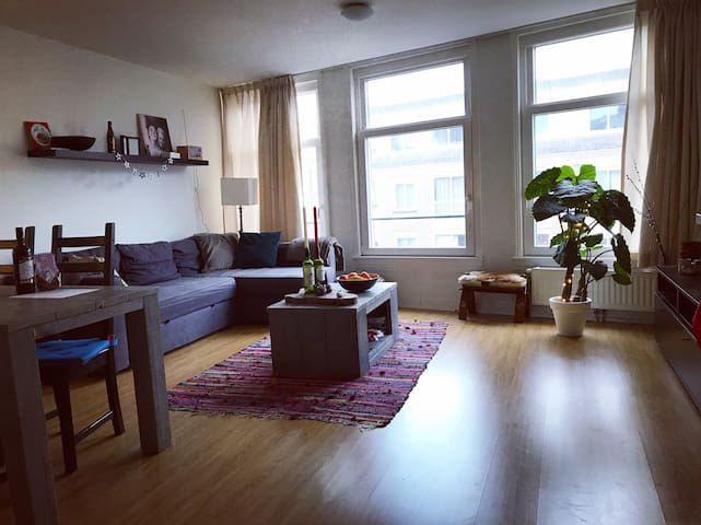 Cozy& renovated appartment in Amsterdam de Pijp