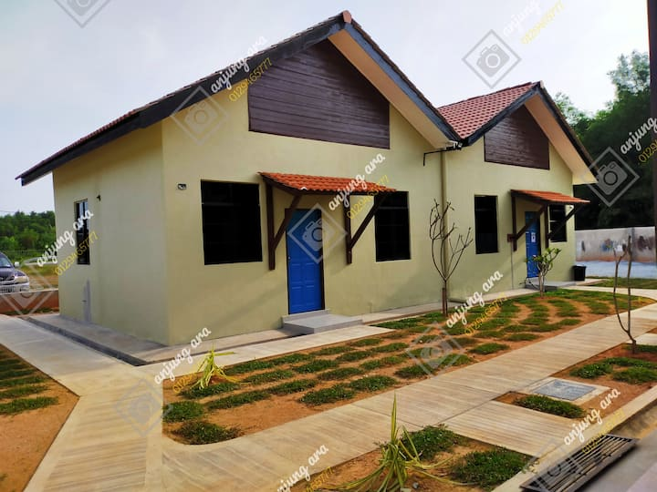 Kuala Terengganu home near beach UMT UNISZA